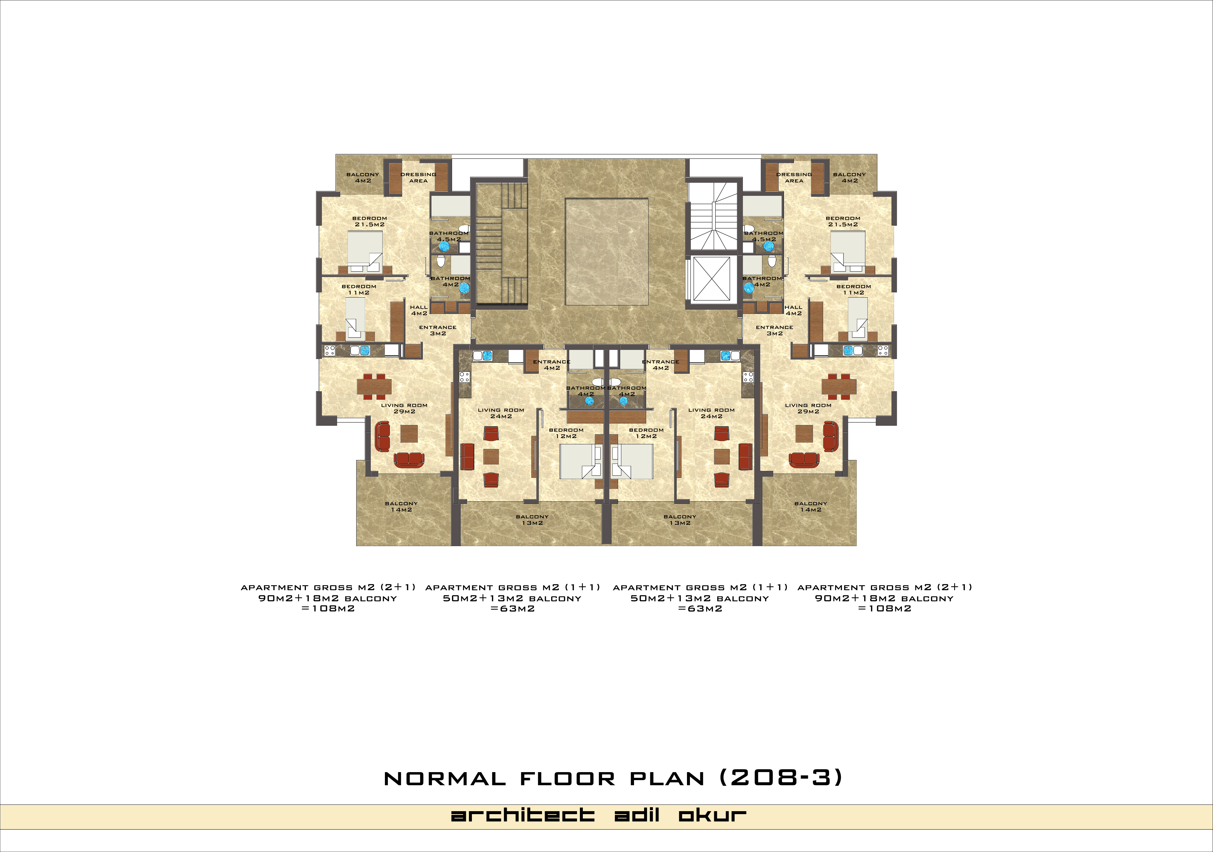 Normal Floor Plan