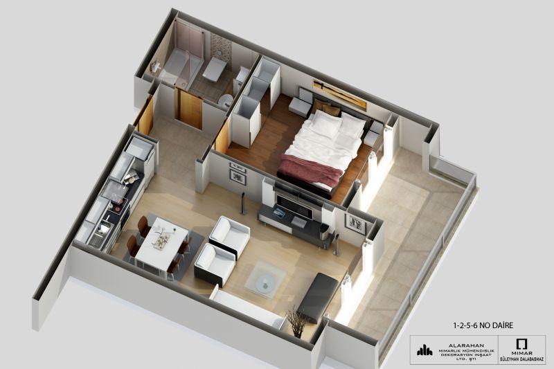 Floor Plan Typ A