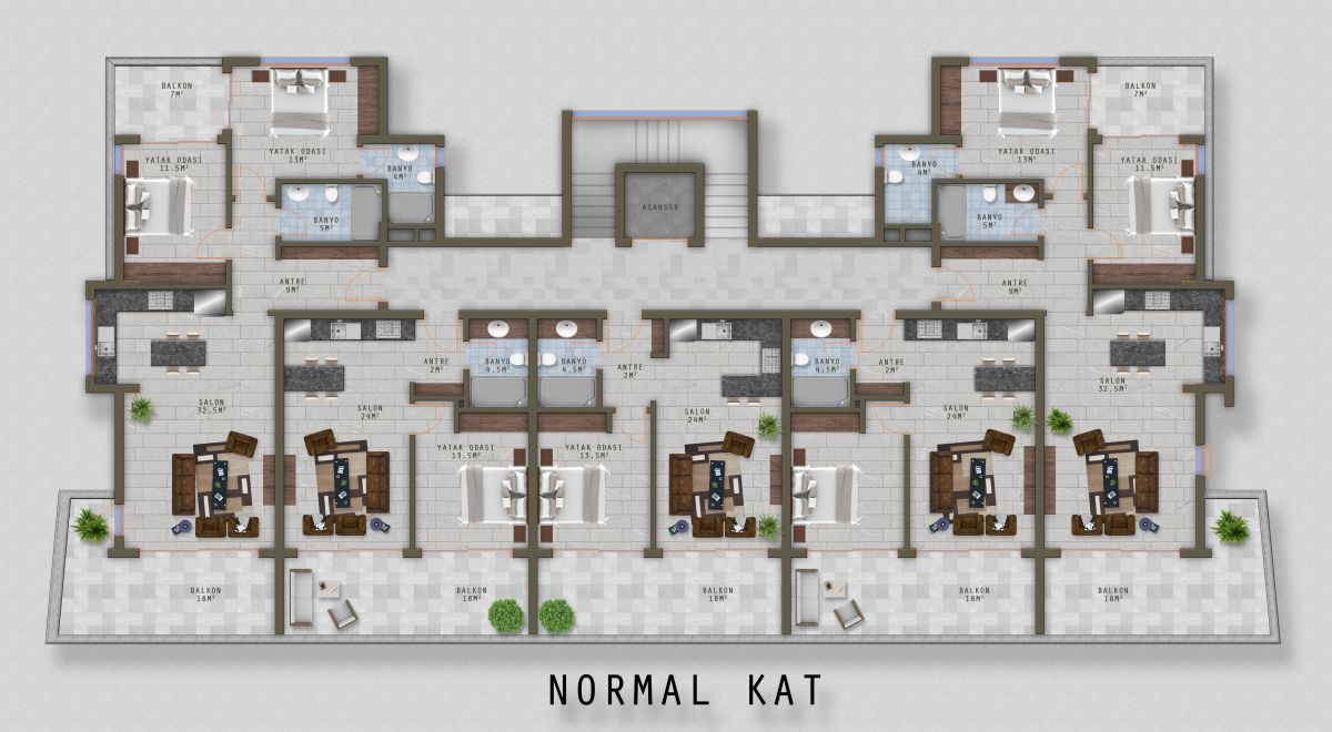 Нормальный этаж