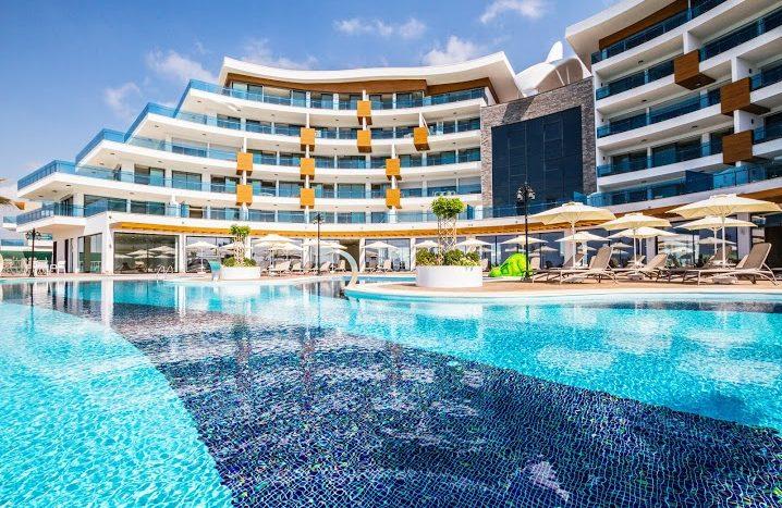 Luxus Penthouse in Alanya
