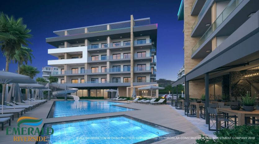 Wohnungen In Alanya Center Wie Im 5 Sterne Hotel Immobilien In Alanya